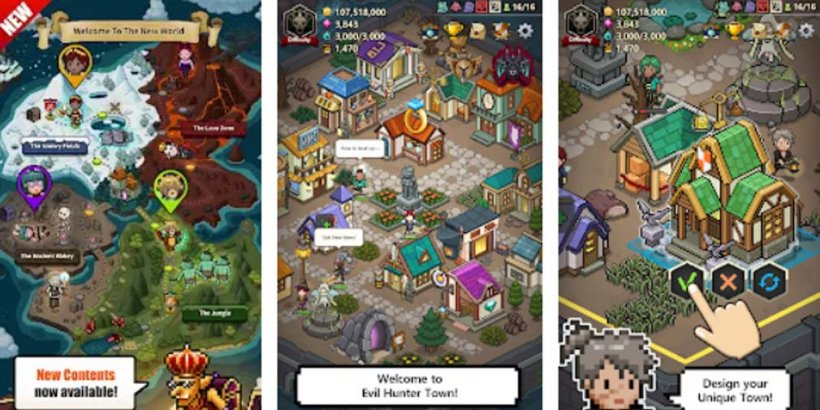 Evil Hunter Tycoon celebrates 4 million downloads with in-game giveaways