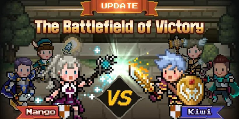 Evil Hunter Tycoon introduces Battlefield of Victory guild war content in latest update