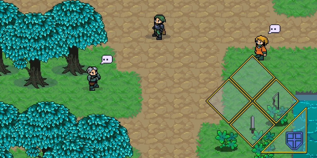 App Army Assemble: Labyrinth Legend - Is this ARPG a good game to get lost in?