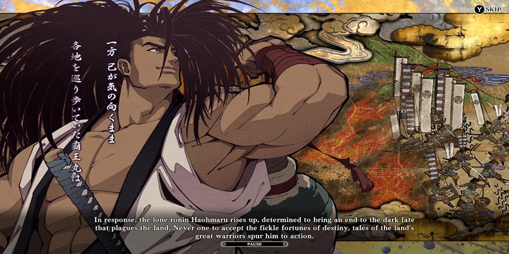 Fighting games like Samurai Shodown have a big problem on Switch