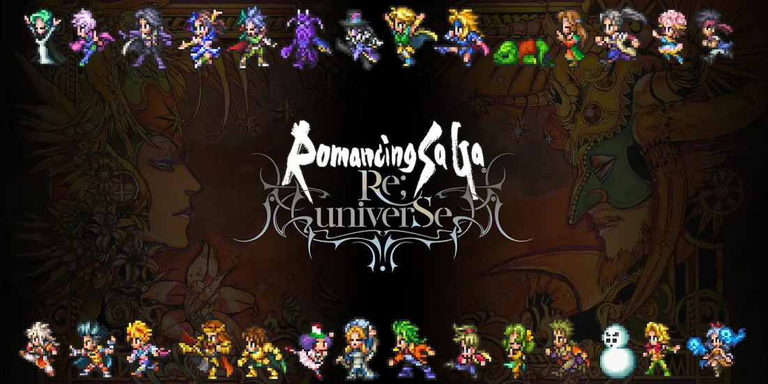 All Romancing SaGa Re;univerSe Platinum characters and summon rates