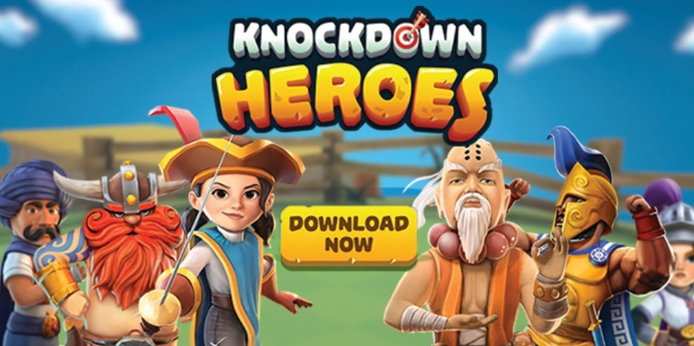 Knockdown Heroes is a fast-paced one-on-one multiplayer game from the creators of Overkill