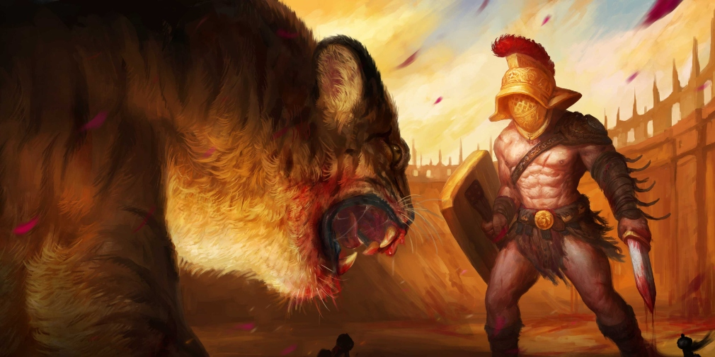 App Army Assemble: Story of a Gladiator - Is this brawler a champion of the genre?