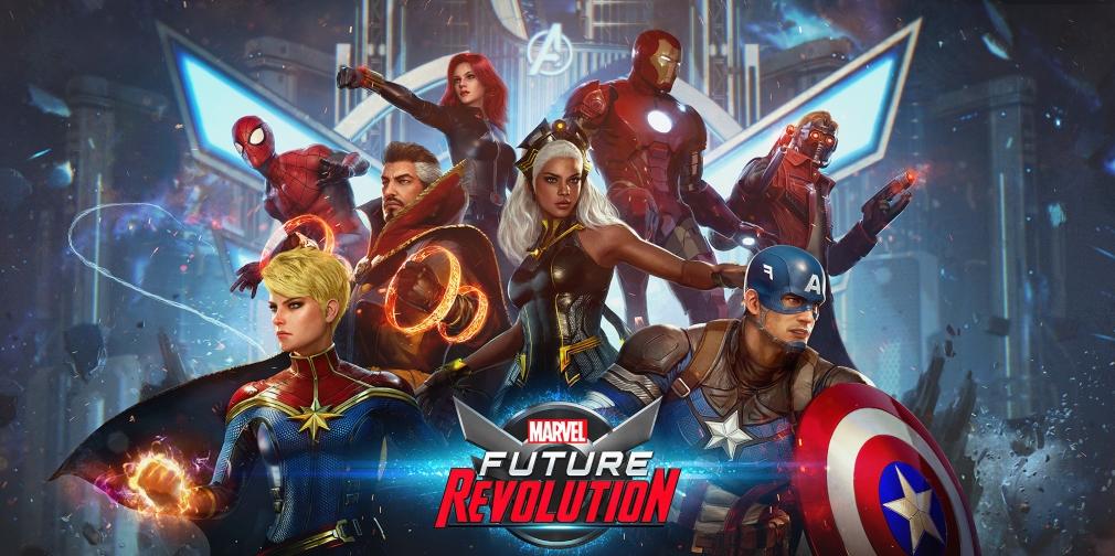 Le RPG en monde ouvert Marvel Future Revolution se trouve une date de sortie
