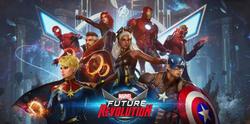 Marvel Future Revolution release date and the rest you need to know