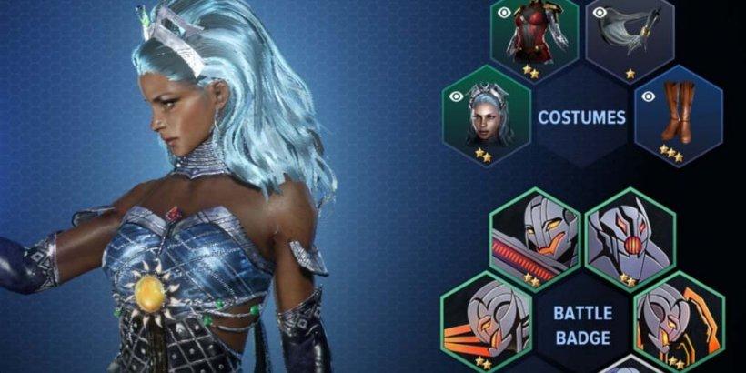 Marvel Future Revolution - Storm