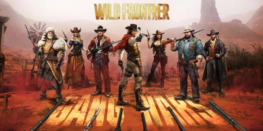 Wild Frontier is an upcoming F2P strategy game for Android that's set in the Wild West