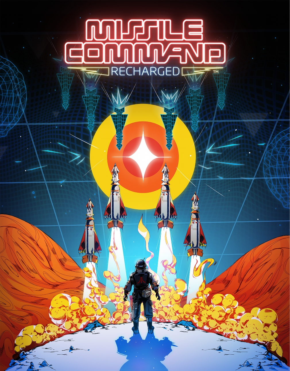 Missile Command: Recharged icon