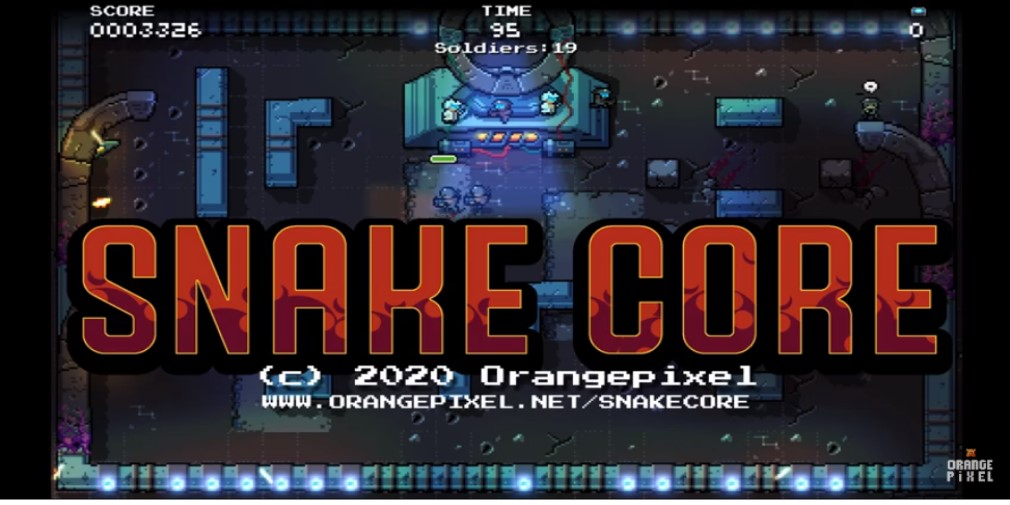 Snake Core is a fresh, action-packed take on Snake