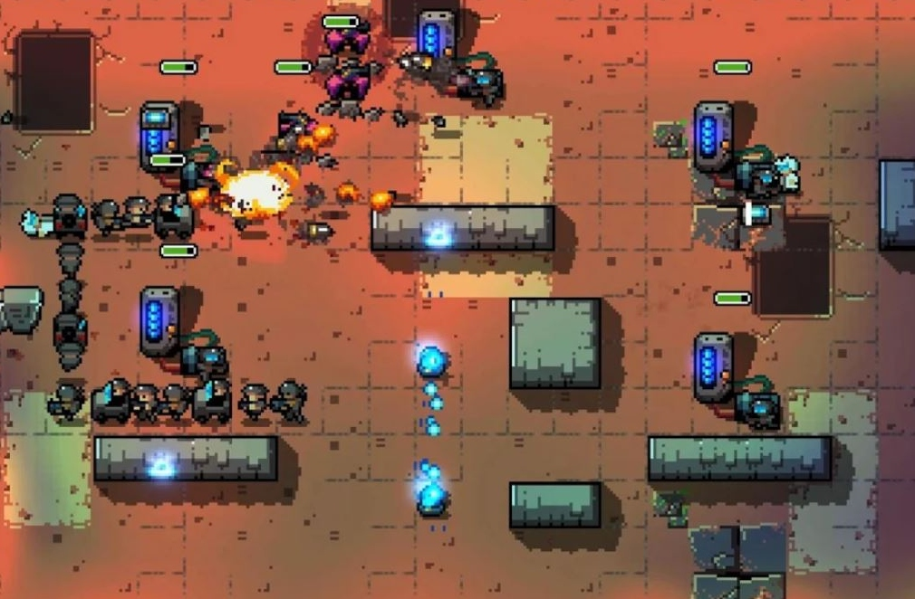 OrangePixel's Snake Core has slithered its way to Android following the iOS release last month