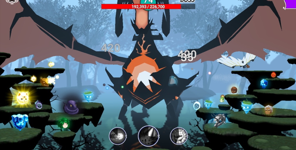 The Witch's Forest is a beautiful looking idle RPG that's available now for iOS and Android