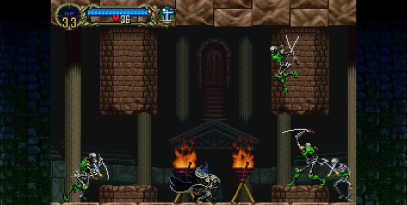 Castlevania: Symphony of the Night, the 1997 classic, is now available for iOS and Android