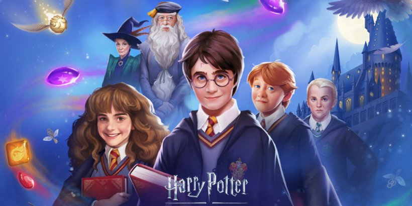 Harry Potter: Puzzles & Spells is a match-3 puzzler now available in soft launch