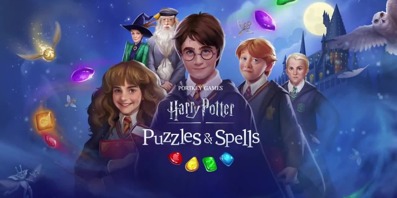Harry Potter: Puzzles & Spells preview - An authentic and layered match-3 puzzler