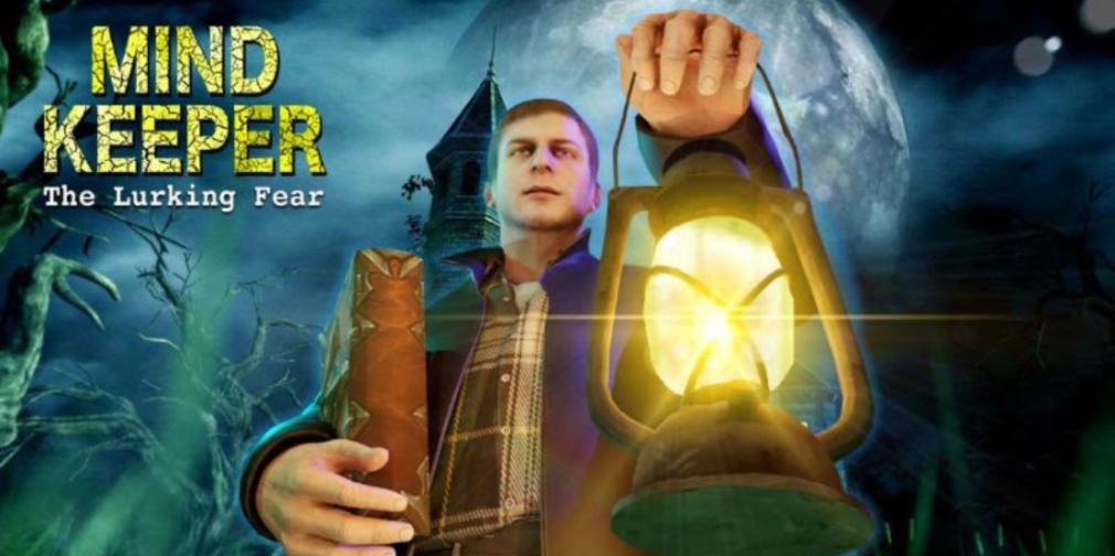 Mindkeeper: The Lurking Fear, now available for iPhone and iPad, is an unsettling horror game inspired by the tales of H.P. Lovecraft