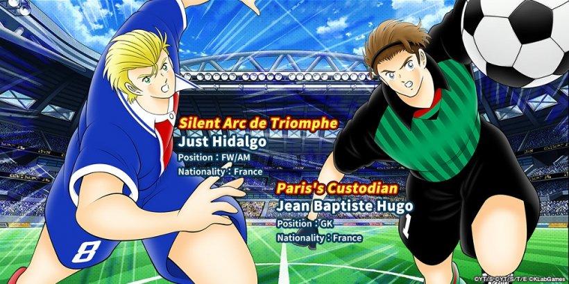 Captain Tsubasa: Dream Team adds new characters from original manga author Yoichi Takahashi