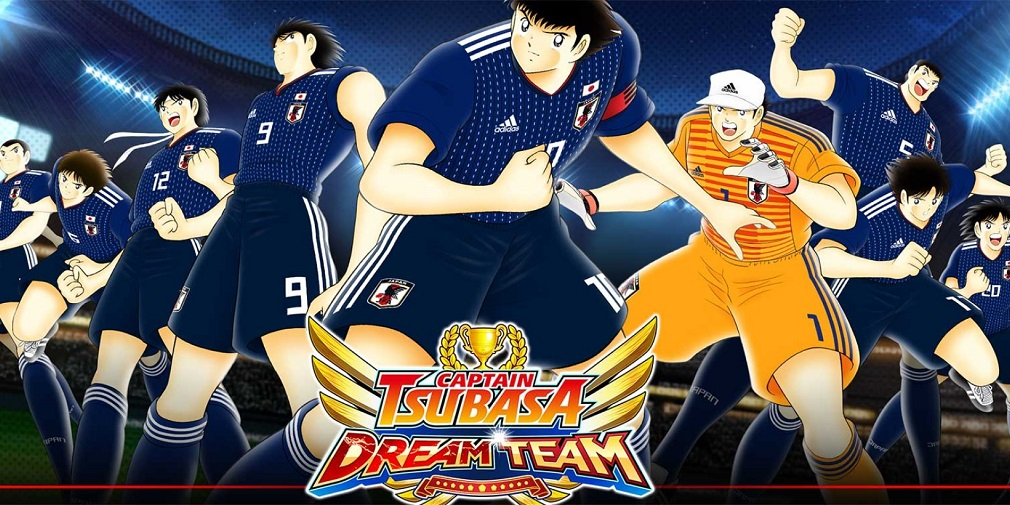 Captain Tsubasa: Dream Team debuts new players in 2021 Season J.League collaboration