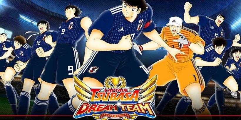 Captain Tsubasa: Dream Team debuts new players in 2021 Season J.League collaboration