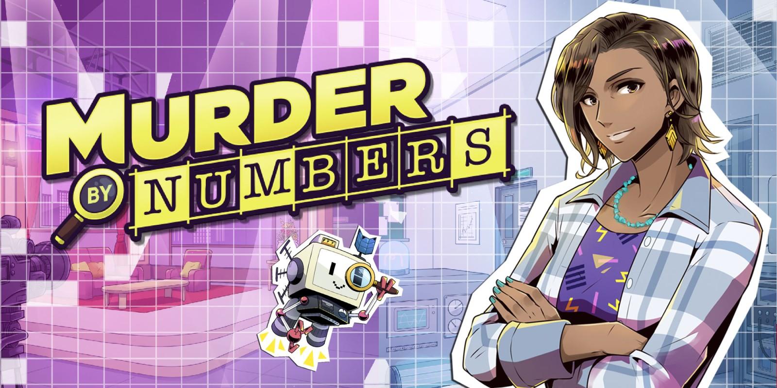 Resolvez des enquêtes et des Picross dans Murder by Numbers, disponible sur Switch