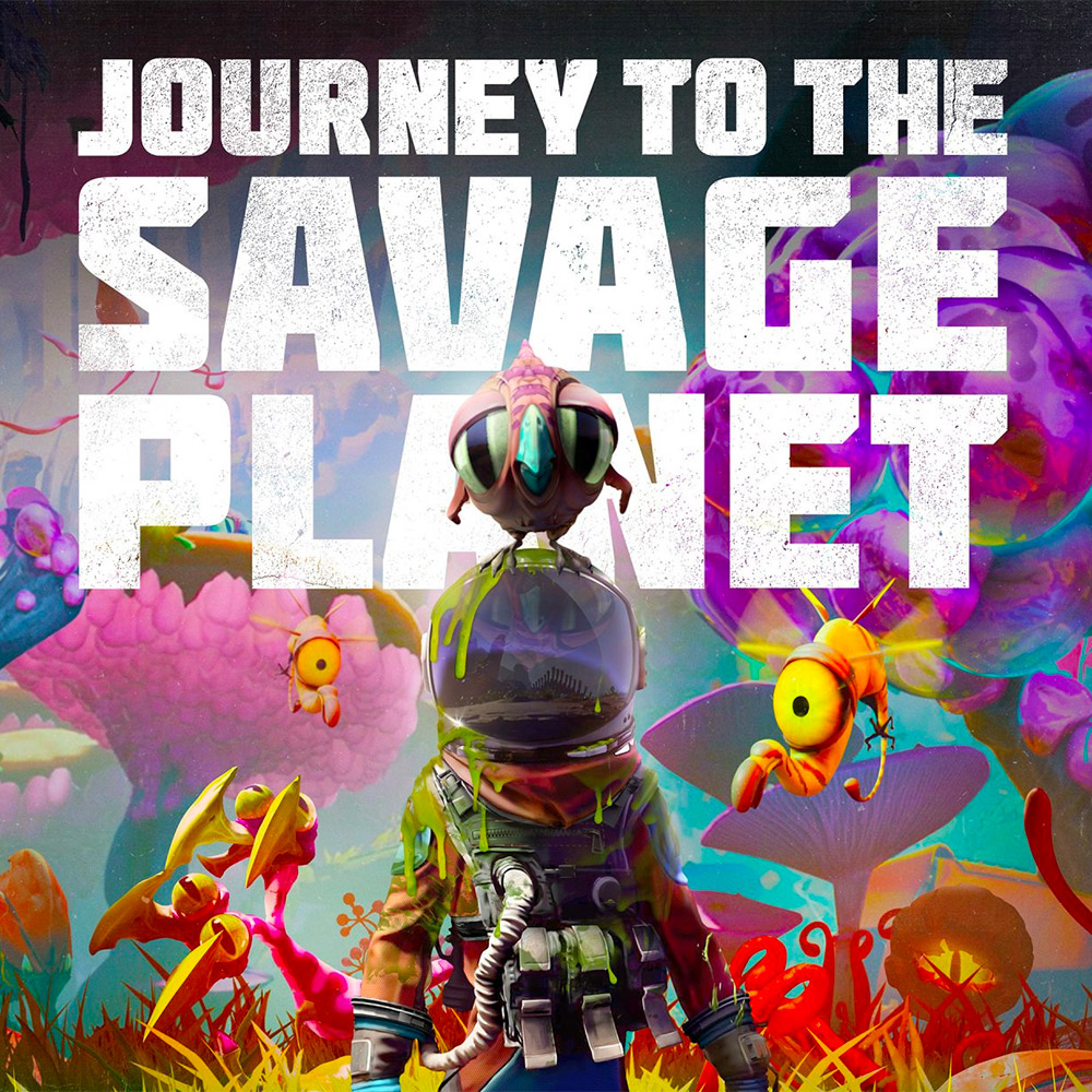 Journey to the Savage Planet icon
