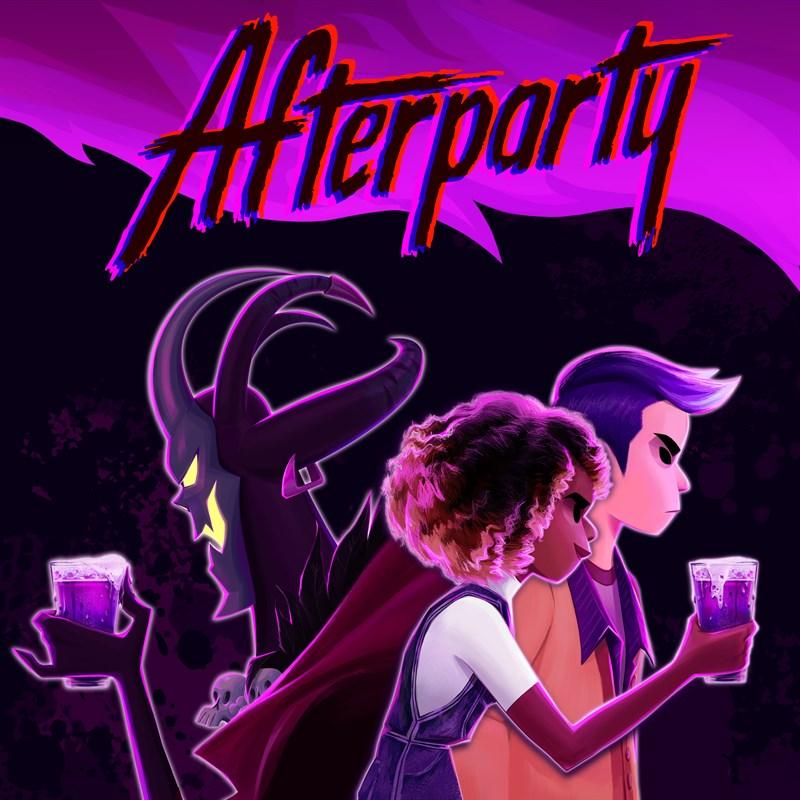 Survivez à une cuite d'enfer dans Afterparty, enfin disponible sur Switch