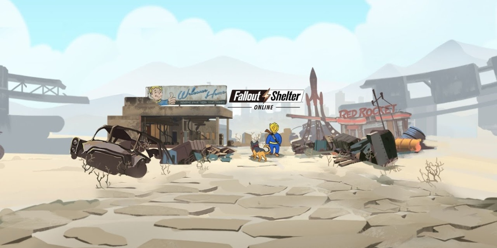 Fallout Shelter Online is a sequel to the popular Fallout spin-off that will be heading for iOS and Android soon
