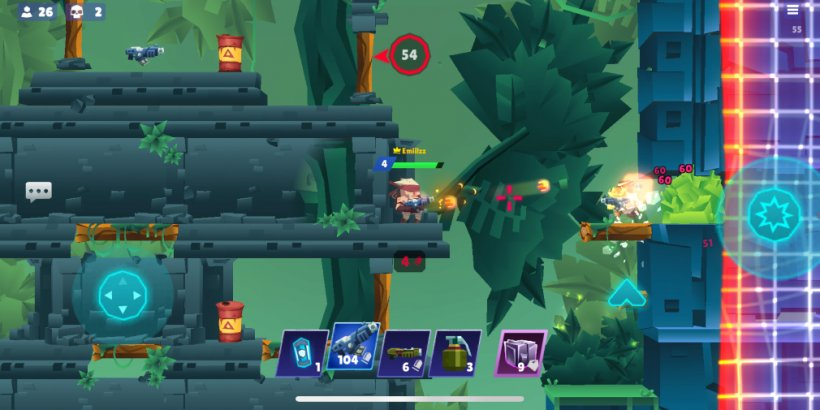 Bullet League launches globally, offers top-tier 2D battle royale action for iOS and Android