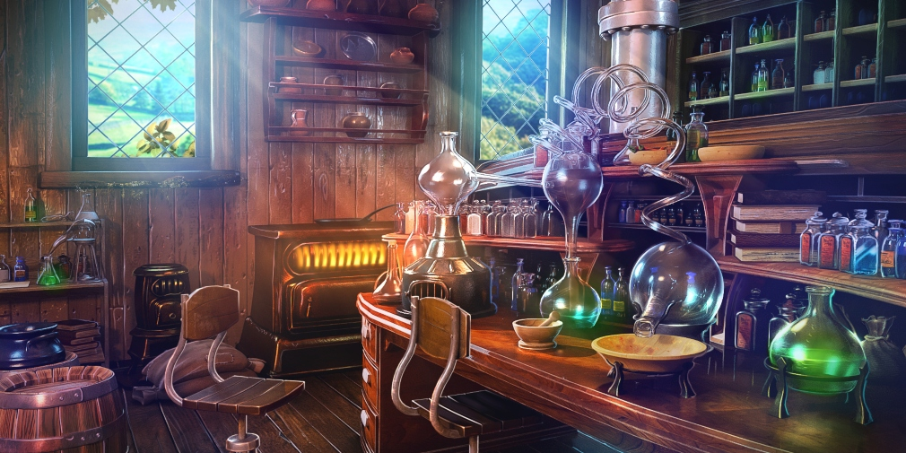 The Seven Chambers Is A Beautiful Looking Hidden Object Adventure Game That S Heading For Ios Next Week Articles Pocket Gamer