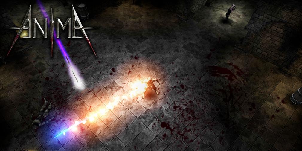 AnimA ARPG, the popular hack 'n' slash dungeon crawler, will be heading for iOS next week