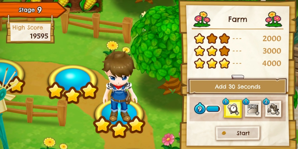 Harvest Moon: Mad Dash is now available for iOS and Android following console and PC releases last year