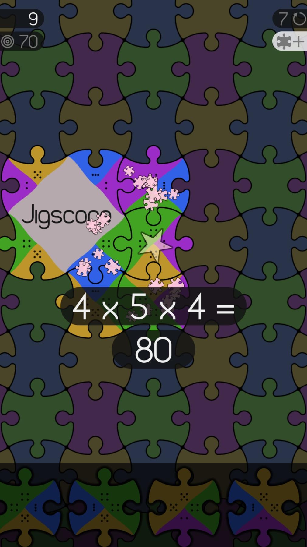 Jigscore icon