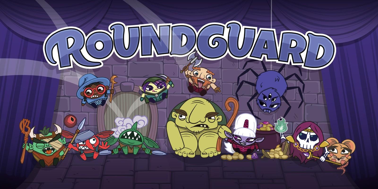 Peggle rencontre un Roguelike dans Roundguard, disponible sur Switch et Apple Arcade