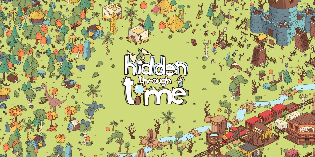App Army Assemble: Hidden Through Time - Is this the hidden object game you've been searching for?
