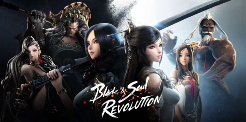 Blade & Soul Revolution's first update since launch introduces the large-scale PvP mode, Faction War