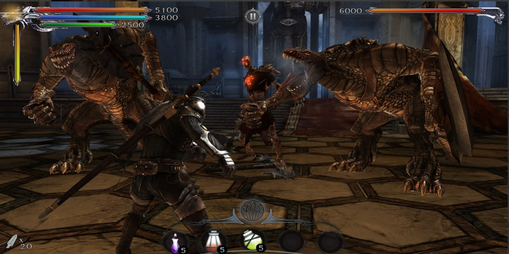 Joe Dever's Lone Wolf is available for free on iOS until March 31st