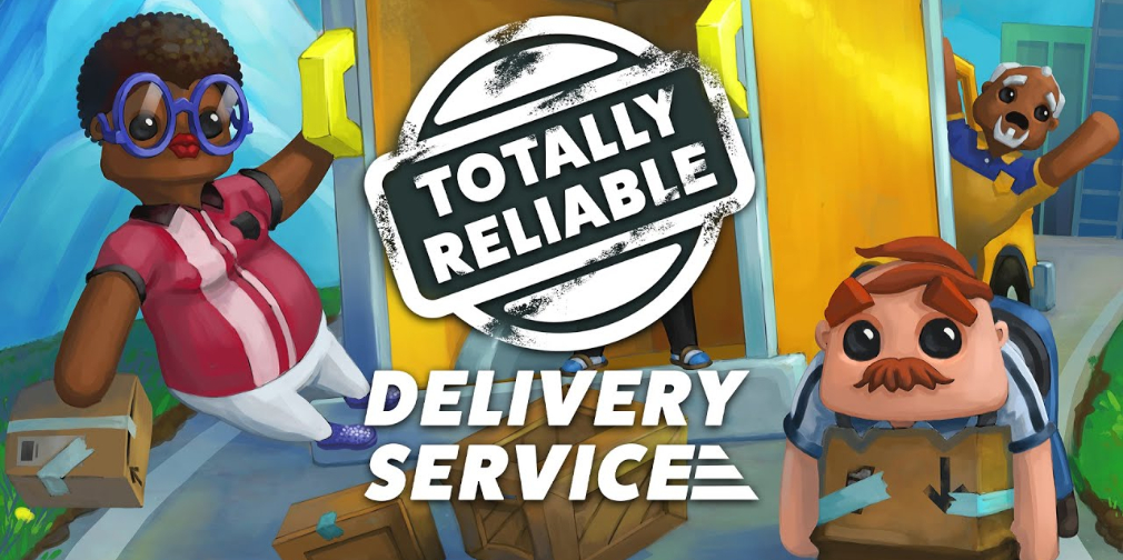 Totally Reliable Delivery Service, the ridiculous sandbox multiplayer game, crashes onto iOS and Android