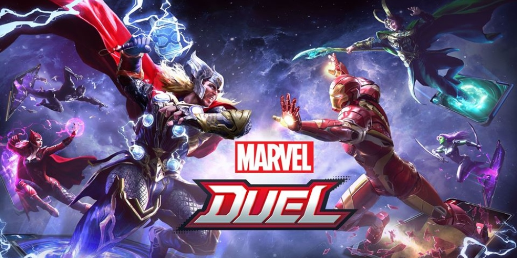 Marvel Duel is an upcoming card battler for iOS and Android that will head into closed beta for select regions this week