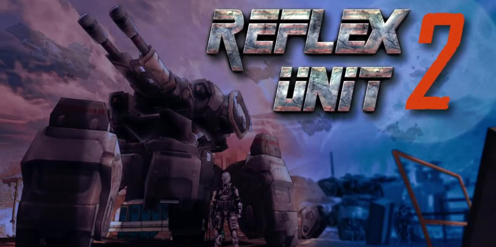 Reflex Unit 2, available now for iOS and Android, gives you an army of mechs to take on a robot invasion