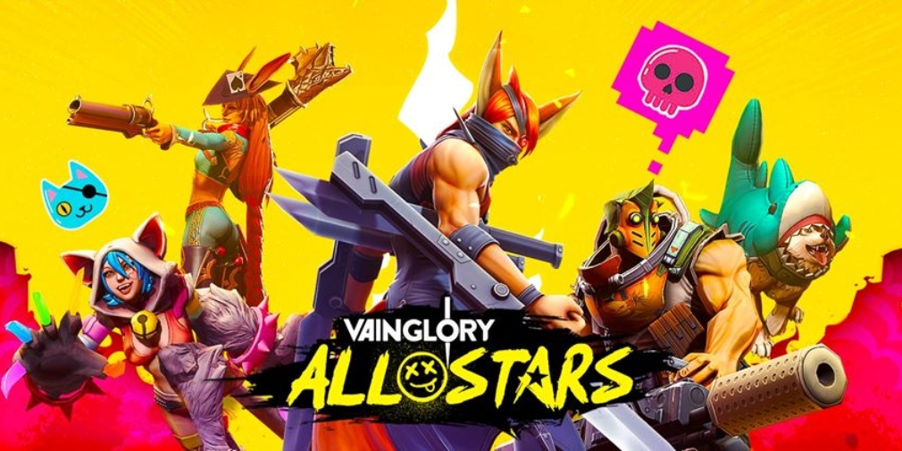 Vainglory All Stars is an upcoming 3v3 multiplayer game for iOS and Android set in the Vainglory universe