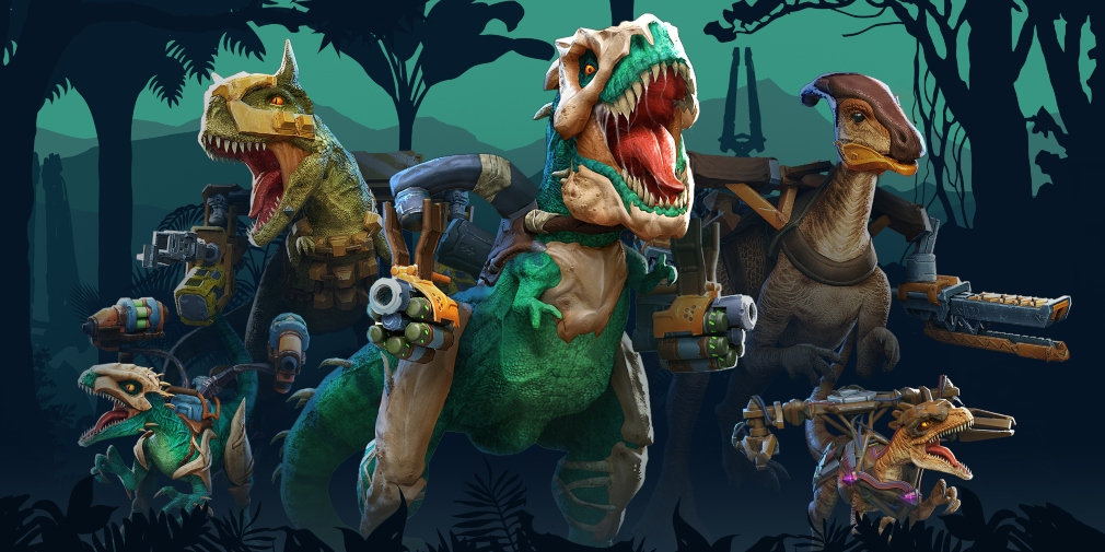 Dino Squad, the fast-paced multiplayer shooter, is snapping up iOS and Android beta testers