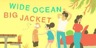 Partez camper et sortez-en plus grand dans Wide Ocean Big Jacket, disponible sur iOS
