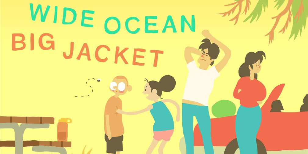 Wide Ocean Big Jacket, a chilled-out camping trip tale, saunters onto iOS