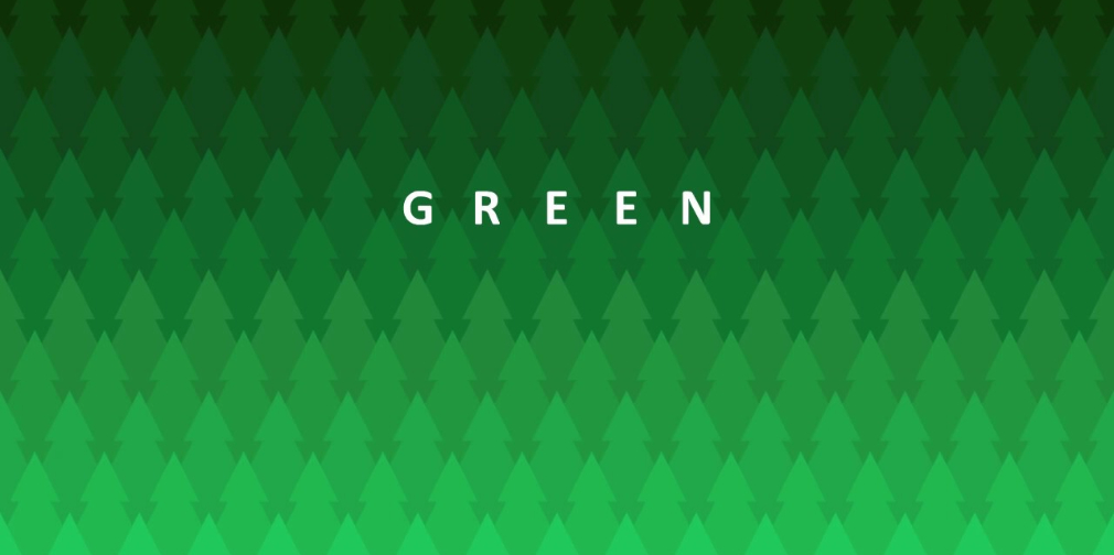 Bart Bonte's green is the latest entry in his masterful puzzle game series