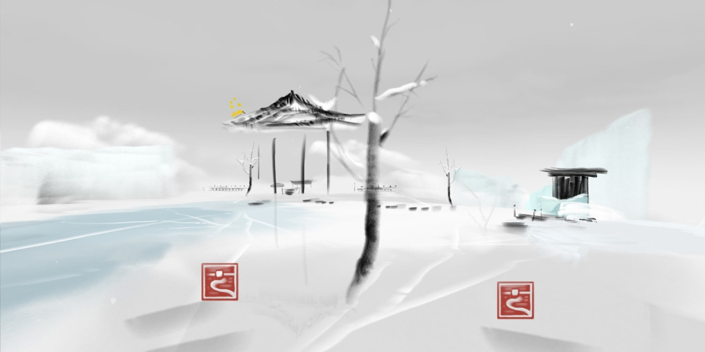 Mirages of Winter is a serene adventure game about Winter becoming Spring that's available now for iOS