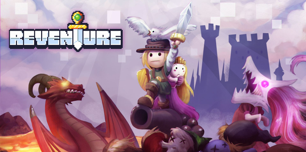 Reventure gets a free-to-play Android version and a major anniversary content drop