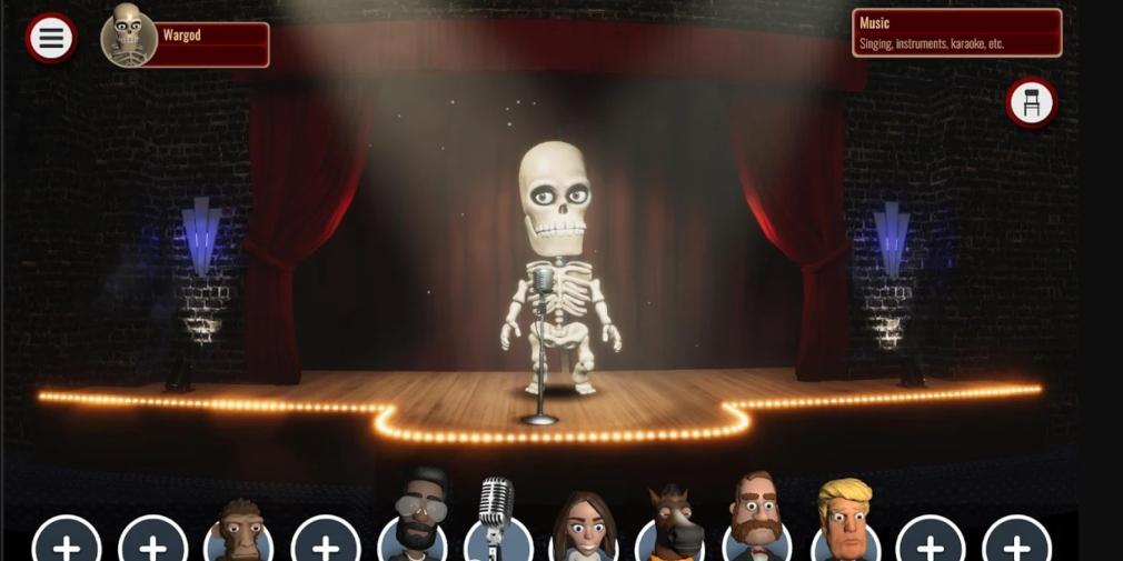 Comedy Night, le phénomène VR, prendra le micro la semaine prochaine sur mobiles
