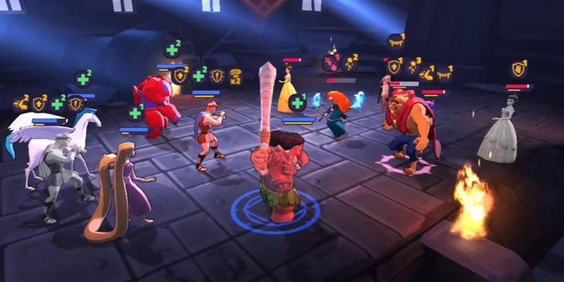 Disney Sorcerer's Arena best teams