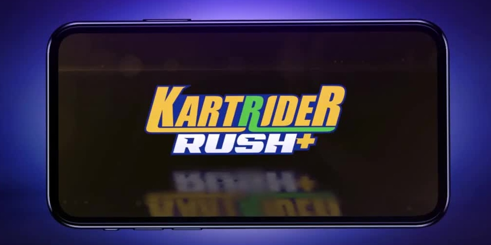 Nexon's latest game, Kartrider Rush+, is launching soon for iOS and Android