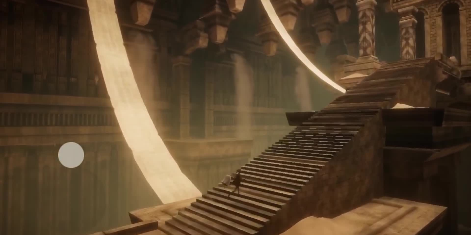 NieR Reincarnation se montre timidement dans son premier teaser de gameplay