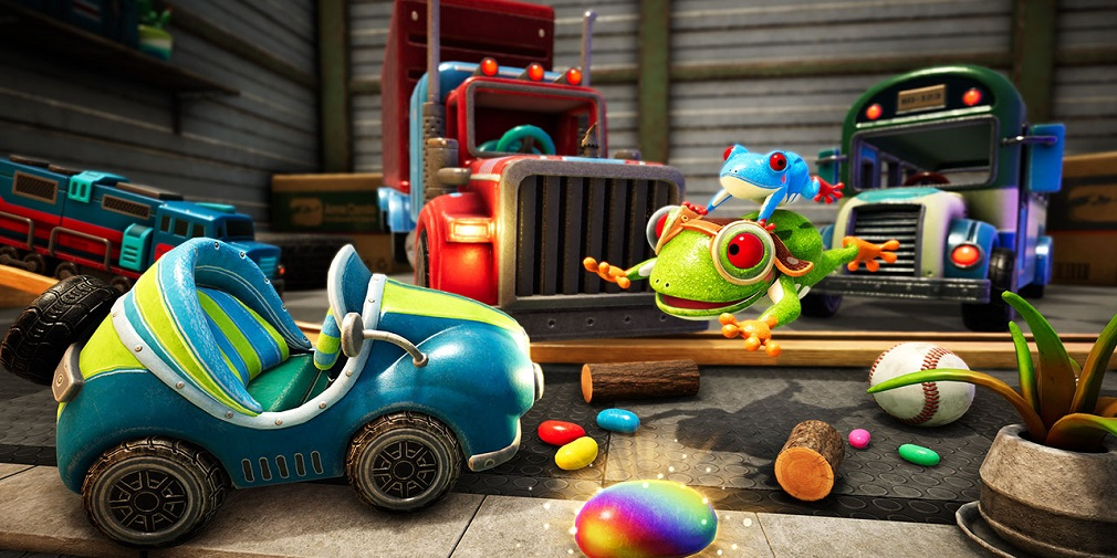 New Frogger in Toy Town update brings ranked endurance mode, daily bonuses, and much more